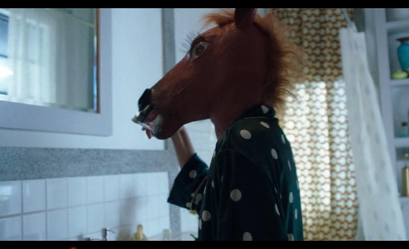 广告版《马男波杰克》,致敬马不停蹄的你插图1