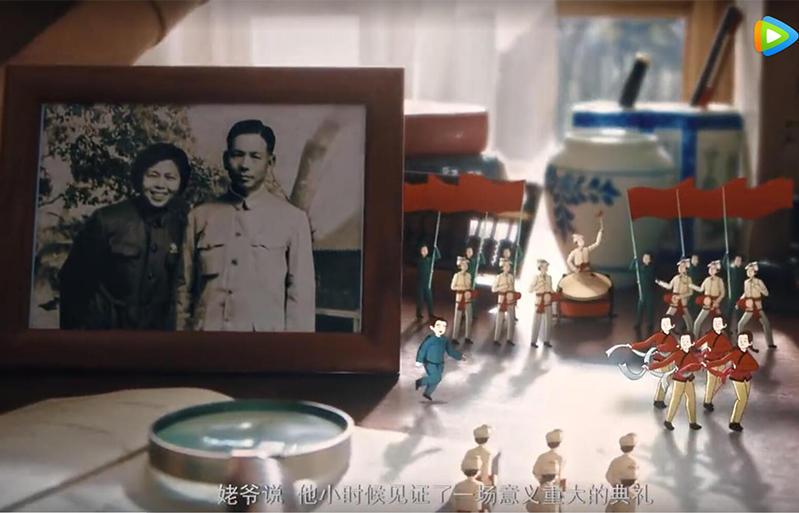 伊利牛奶×《中国日报》致敬大国崛起70年插图