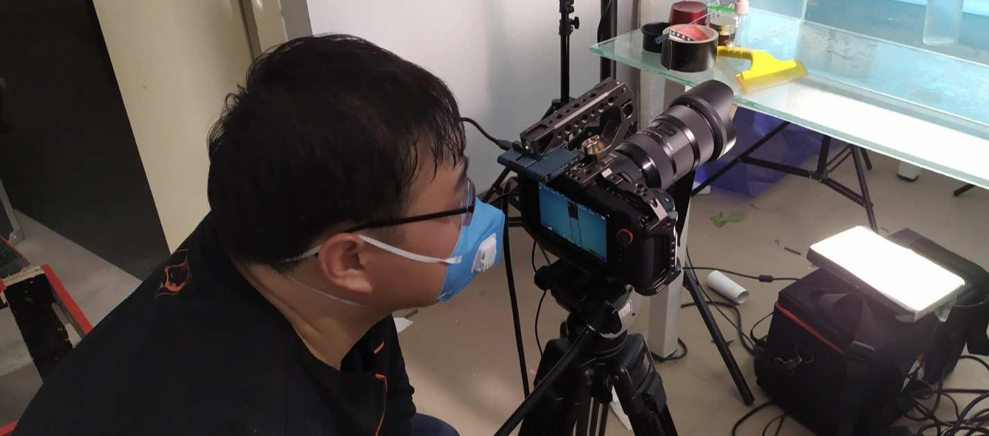 sk-ll系列产品TVC拍摄花絮插图4
